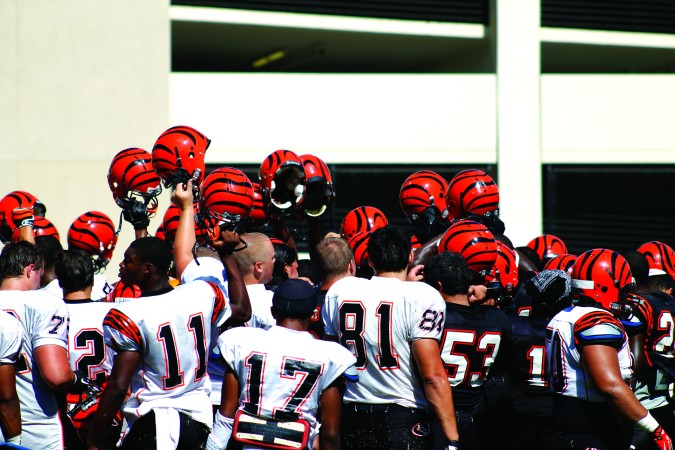 The Riverside City College football team will play its first game of the season at home against Ventura College, on Sept. 7.