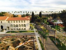 Riverside City College campus by JHW