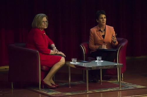 Debbi Huffman-Guthrie and Virgina Blumenthal, (Victor Duran | Viewpoints)
