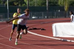 Freshman Quinton Bell had an outstanding season for the Riverside City College Track and Field team. He placed first in the 200-meter run at the Ben Brown Invitational on March 13 and 14, running it in a season personal best of 21.14 seconds. He also finished first in the 100-meter run at the UCI Spring Invitational on March 20 and 21.