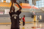 Sophomore Jelani Mitchell started playing basketball for Riverside City College in 2013. This season, Mitchell has achieved an average of 11.7 points per game and has been named to the All-Orange Empire Conference team. Mitchell will be transferring to California State University East Bay in the Fall.