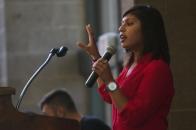 ASRCC Vice President candidate Rakhee Uma