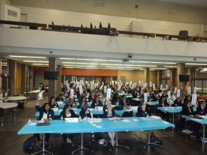 RCC's Model United Nations competes at National Conference held in New York March 29 - April 2. Image courtesy of RCC Model United Nations Facebook profile