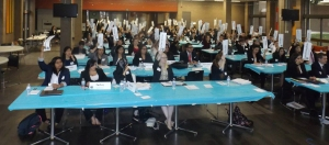 RCC Model United Nations  competes at a national conference in New York March 29-April 2.