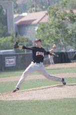 Sophomore Austin Sodders was a key component to RCC's baseball team. Sodders went 7-1, he had a 2.03 earned run average and a remarkable 58 strikeouts. On April 7 he had 10 strikeouts against Saddleback College. Sodders also had two complete games this season and two eight-shutout innings.