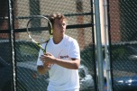 Mathieu was a revelation this season for the Riverside City College team. Arriving from Belgium to RCC as a first time freshman, Willockx established himself as a perennial top 2 player. He capped off a stellar first season by being the only male on the team to advance to the round of 32 at the Ojai Valley Tournament.