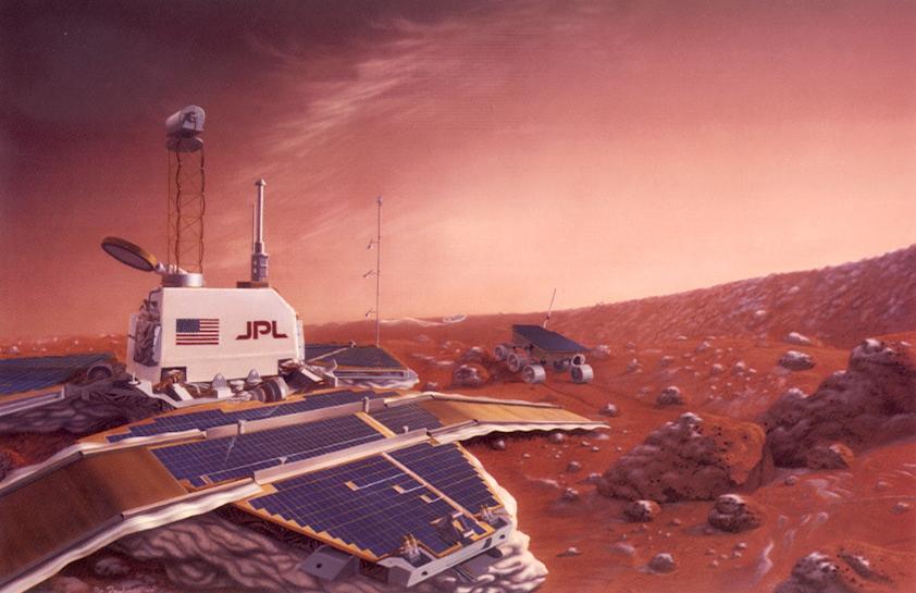 mars rover july 4 1997 - photo #25