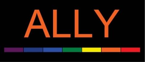 RCC Ally Placard