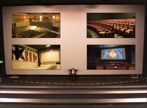 Galaxy Theatre Collage