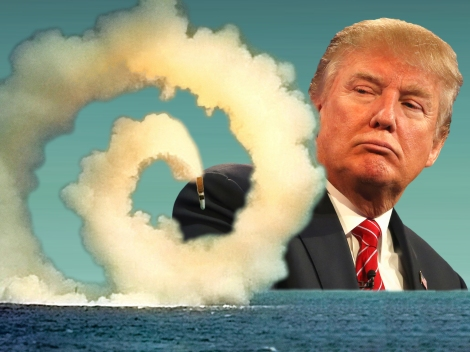 Trump and nuclear wars